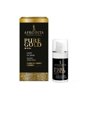 GOLD 24K LUXURY Crema de lux pt conturul ochilor 15 ml