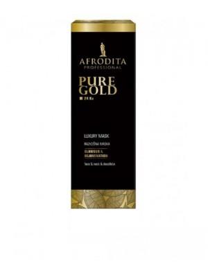 GOLD 24k LUXURY Mască de intinerire pentru ten peste 30 de ani sau ten uscat, matur 200 ml