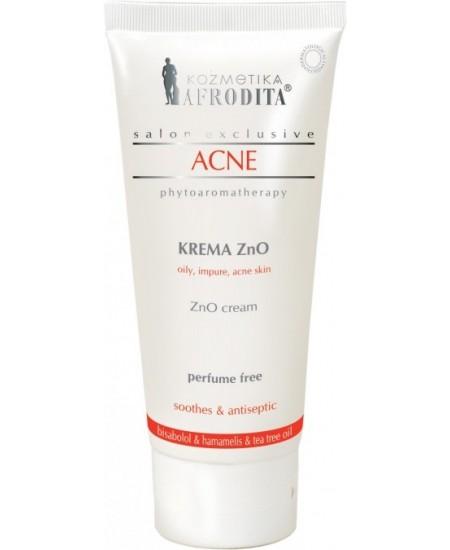 ACNE PROFESIONAL Crema cu Oxid de Zinc pentru ten gras, impur, acneic, tub 150 mL