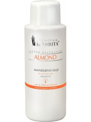 ALMOND - ULEI DE MIGDALE pentru piele uscata, piele sensibila, flacon 500mL