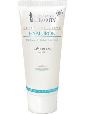 HYALURON 24h CREMA hidratanta pentru ten uscat, tub 200ml