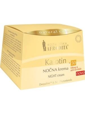KAROTIN +50 Crema de zi, cutie 50ml