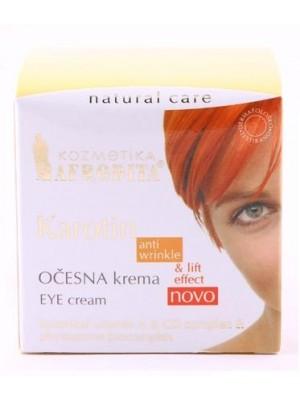 KAROTIN Crema antirid pentru conturul ochilor, flacon 15 ml