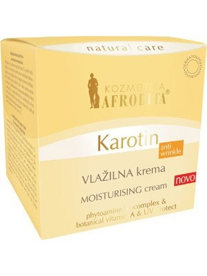 KAROTIN Crema hidratanta, cutie 50ml