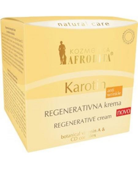KAROTIN Crema regeneranta, cutie 50ml
