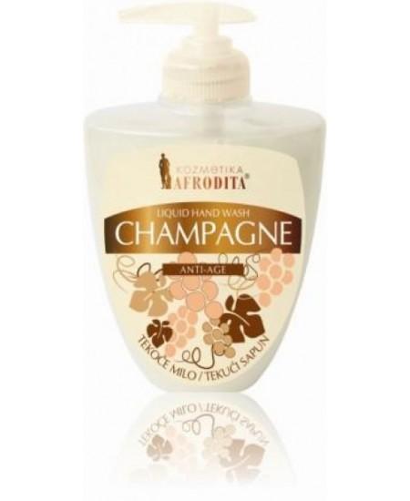 Sapun lichid de lux CHAMPAGNE - anti-age, flacon 300ml