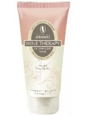WINE THERAPY Masca de sampanie pentru ten normal, uscat, tub 200 mL