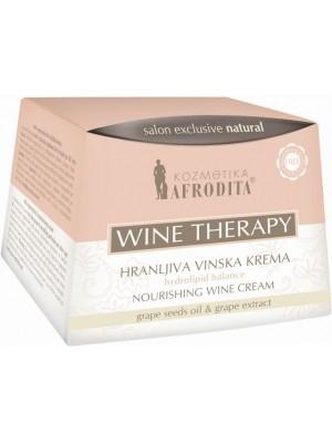 WINE THERAPY Crema nutritiva 50ml